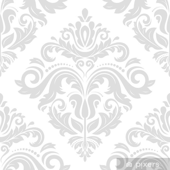 Poster Orient Nahtlose Vektor-Muster. Zusammenfassung Hintergrund - Stile