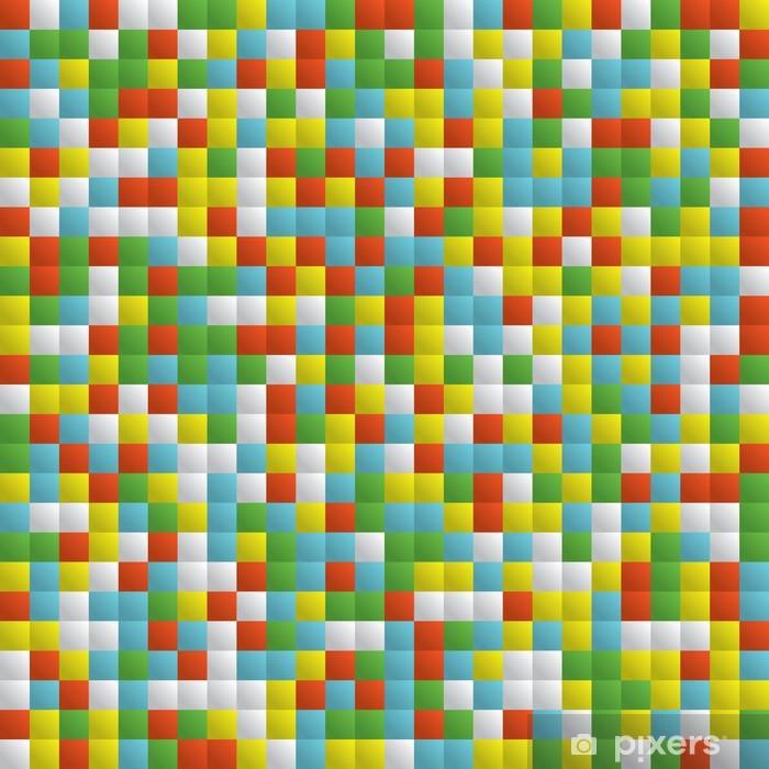 Vinylová fototapeta Abstract pixel pozadí - Vinylová fototapeta