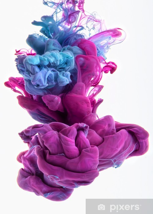 Fototapeta winylowa Kolor dop - Tematy