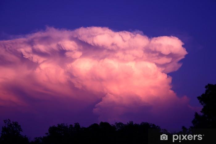 Zelfklevend Fotobehang Thunderhead - Hemel