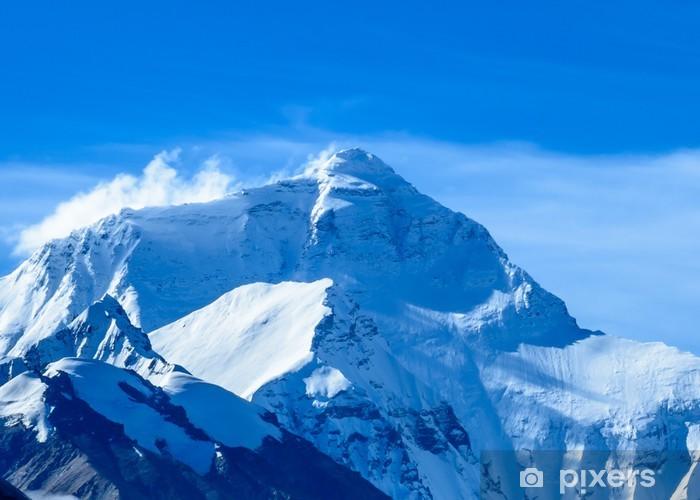 Fototapeta winylowa Mount Everest - Tematy