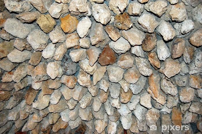 Naklejka Pixerstick Kamienie - Tekstury