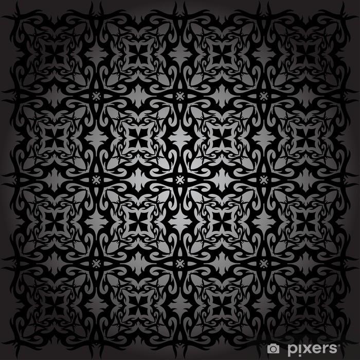 Poster Le motif est la géométrie - Arrière plans