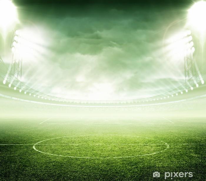 Fototapeta zmywalna Stadion piłkarski - Football amerykański