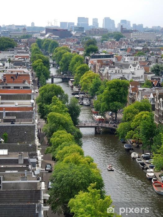 Naklejka Pixerstick Amsterdam - Europa
