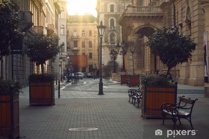 Naklejka Pixerstick Streets - Tematy