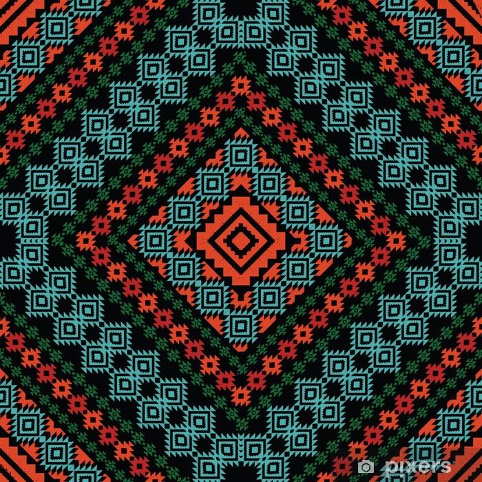 Plakat Tribal ozdobnych - Style