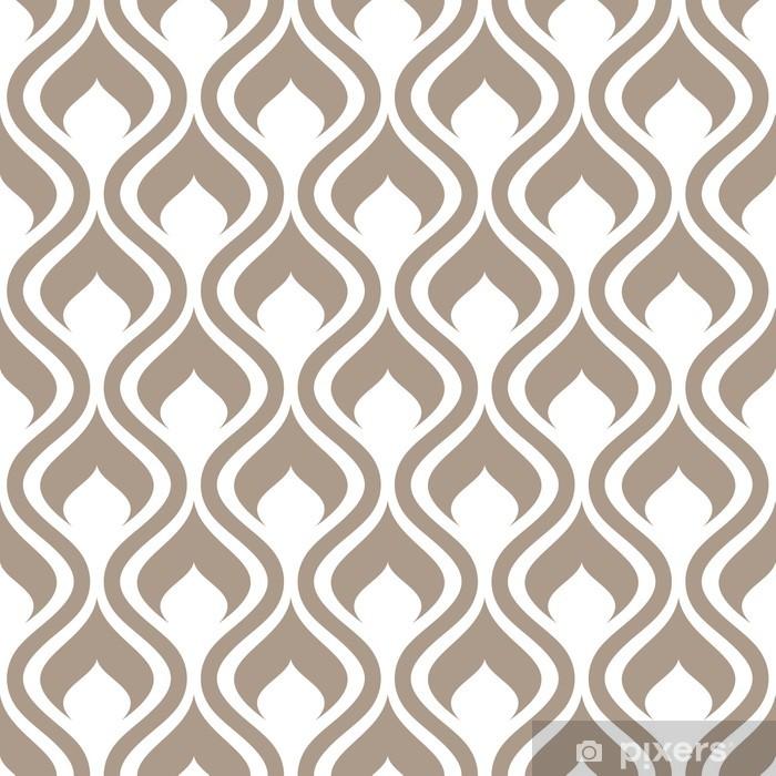 Fotomural Estándar Abstract seamless pattern - Fondos