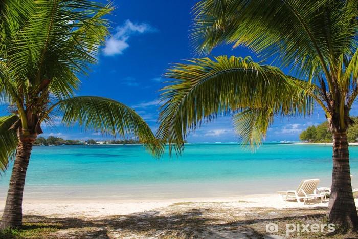 Pixerstick Sticker Mauritius - Vakantie