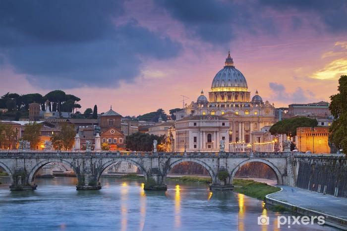 Rome. Pixerstick Sticker - Themes