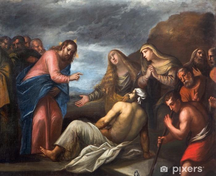 Carta da parati padova della vernice della resurrezione di