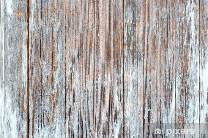 Colori Vernici Legno : Carta da parati old shabby tavole di legno con vernice incrinata