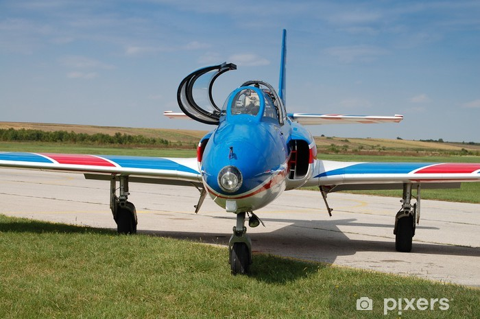 Carta da Parati in Vinile Aircraft G-2 - Aereo
