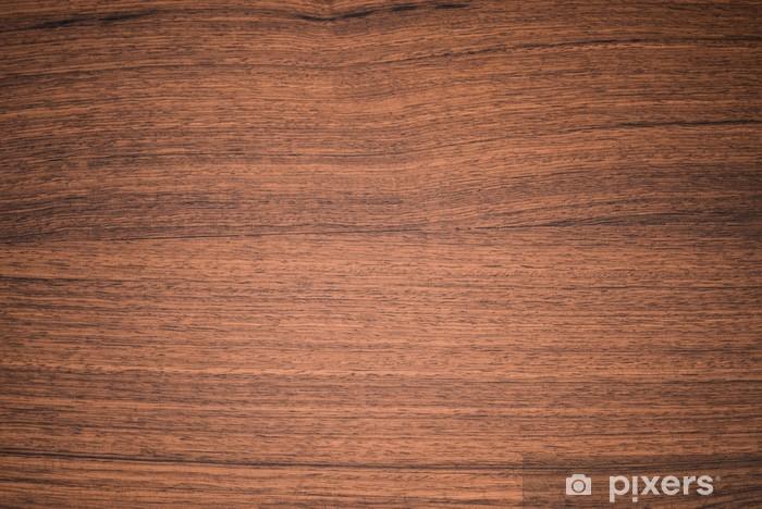 Pattern Detail Of Teak Wood Texture Wall Mural Vinyl