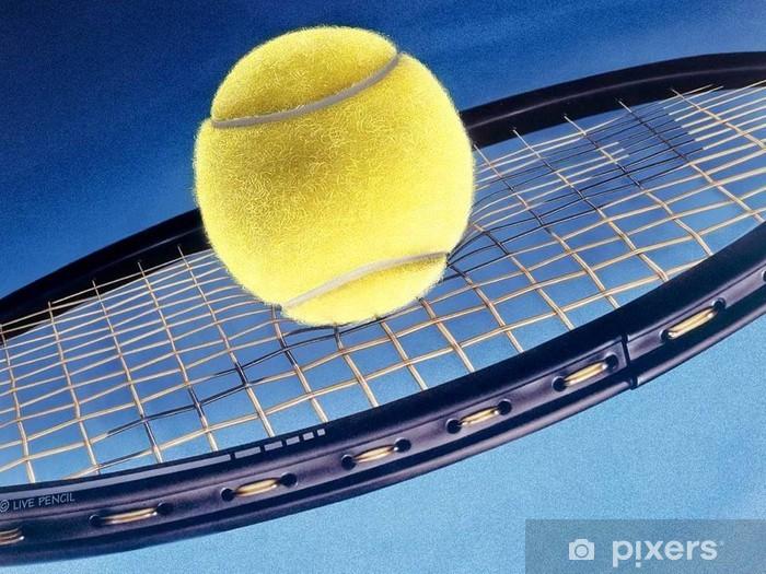 Fototapeta winylowa Balle de tennis - Tenis