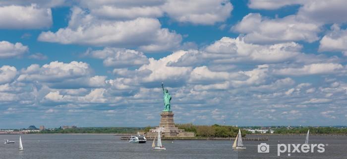 Pixerstick Aufkleber New York - Amerikanische Städte