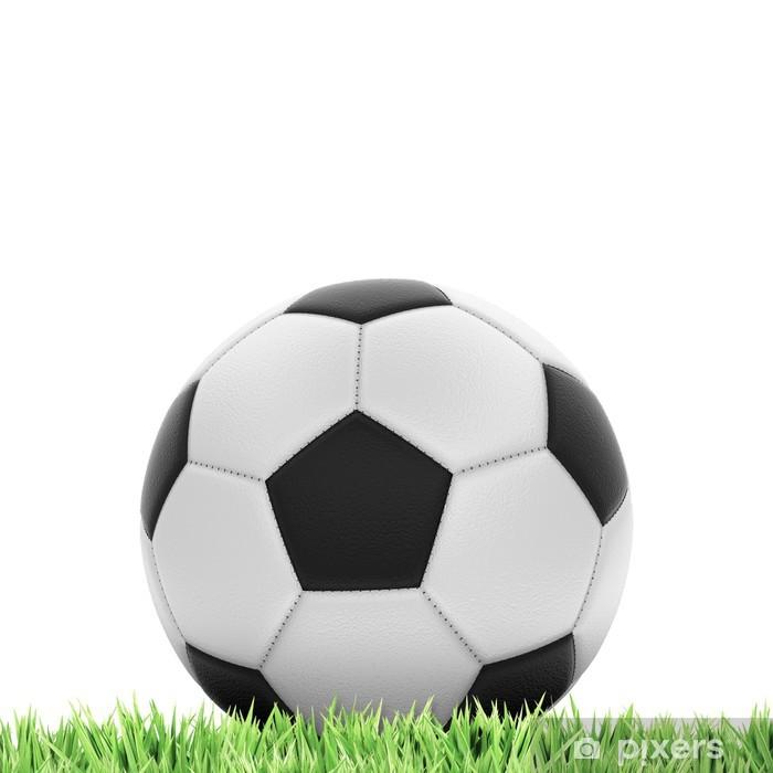 Poster Fußball-Konzept. - Einzelsportarten
