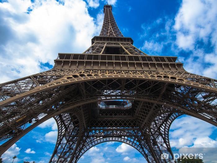 Fototapeta winylowa Wieża Eiffla - Tematy