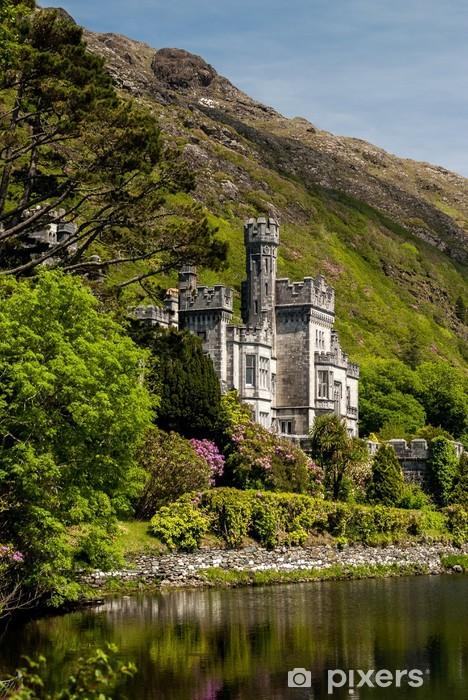 Fototapeta winylowa Kylemore Abbey, Irlandia - Tematy