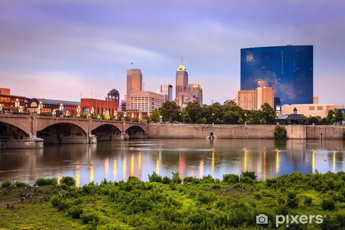 Fototapeta winylowa Indianapolis - Ameryka