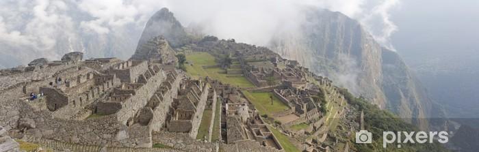 Machu Picchu Vinyl Wall Mural - America