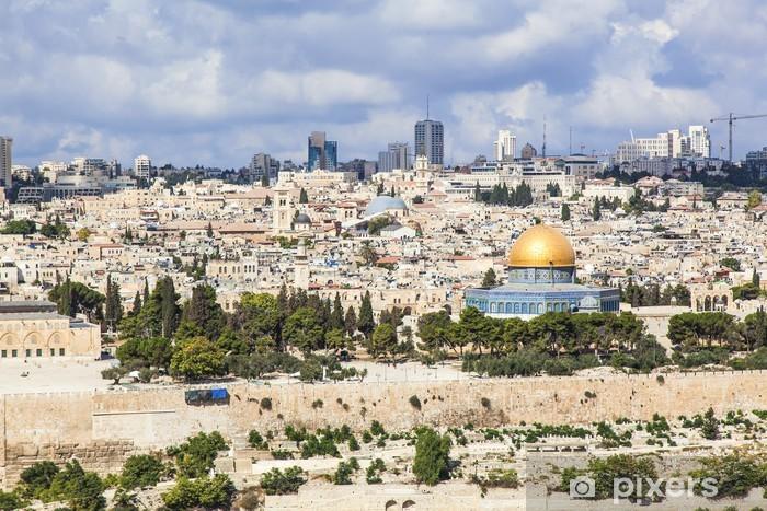 Pixerstick Dekor Al-Aqsa i den gamla staden - Mellanöstern