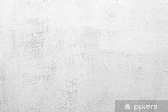 Vinyl-Fototapete Textur der grauen Betonwand - Themen