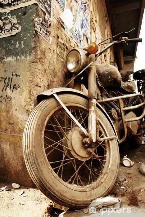 Old bike Pixerstick Sticker - Themes