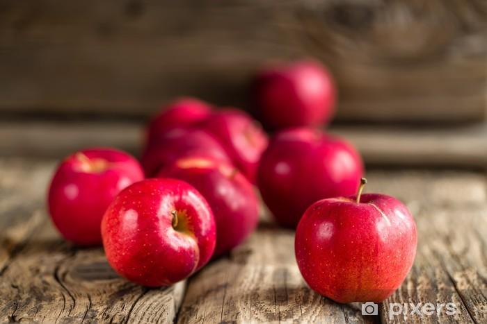 Fototapeta winylowa Jabłka - Owoce