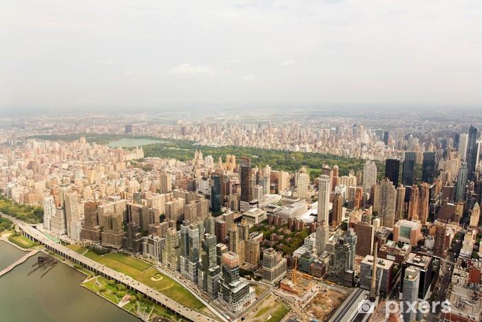 Fotomural Estándar Central Park en la ciudad de Nueva York - Ciudades norteamericanas