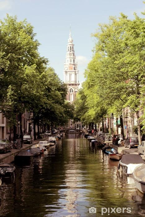 Vinilo Pixerstick Amsterdam - Ciudades europeas