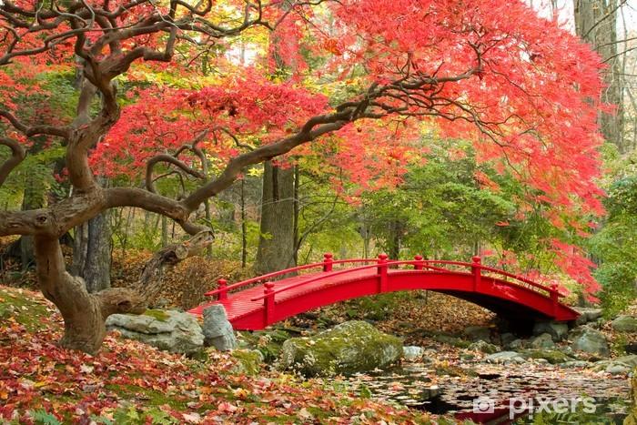 Fototapeta winylowa Ogród japoński - Style
