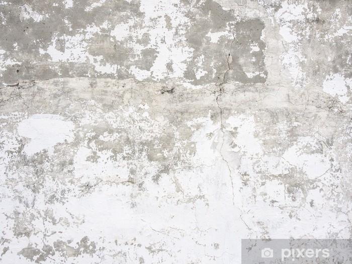 Concrete wall background Pixerstick Sticker - Themes