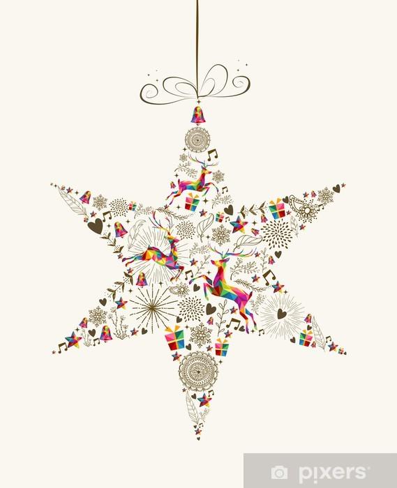 Immagini Vintage Natale.Carta Da Parati Vintage Natale Carta Bagattella Di Auguri Di Stelle Pixers Viviamo Per Il Cambiamento