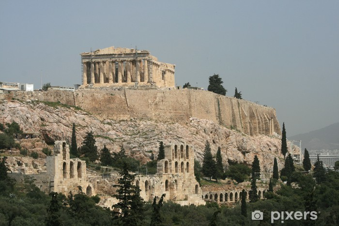 Fotomural Estándar Grecia - Temas