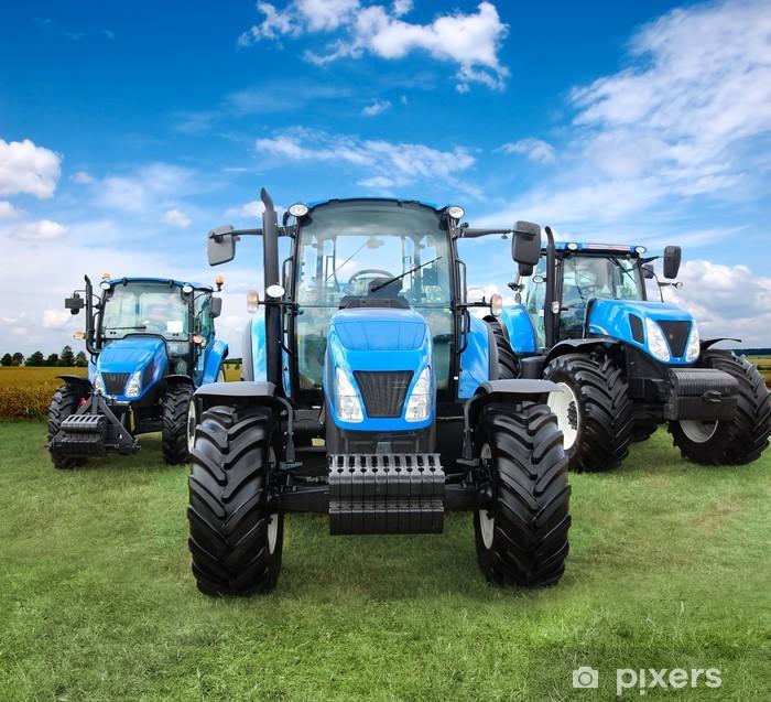 Fotomural Estándar Tractor - Temas
