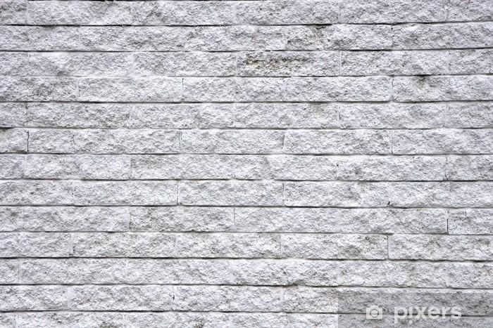 Carta Da Parati Su Muro Ruvido.Carta Da Parati In Vinile Ruvida Bianco Muro In Blocchi