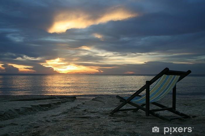Carta da Parati in Vinile Spiaggia - Isole