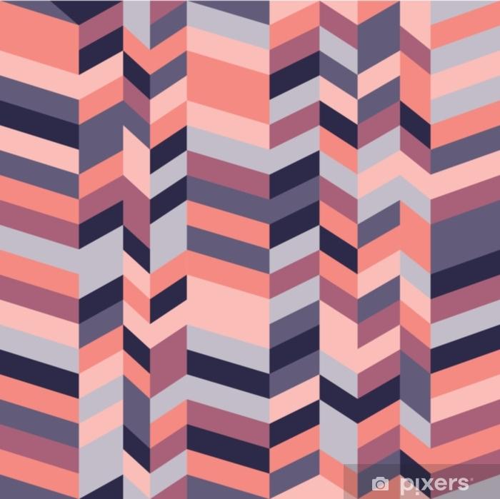 Herringbone Pattern Pixerstick Sticker - Graphic Resources