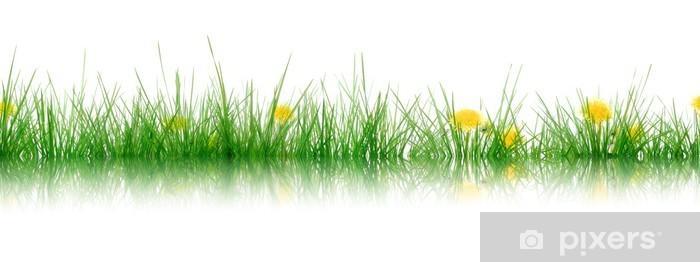 Nálepka Pixerstick Gras - Květiny