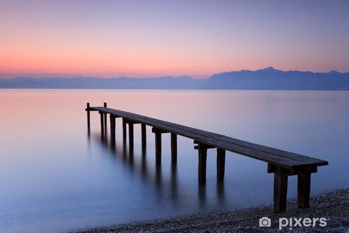 Fototapeta winylowa Lake Geneva, Switzerland - Podróże
