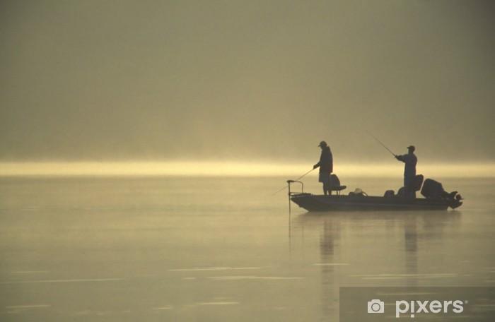 Fototapeta winylowa Przyjaciele rybackiej - Sporty na świeżym powietrzu
