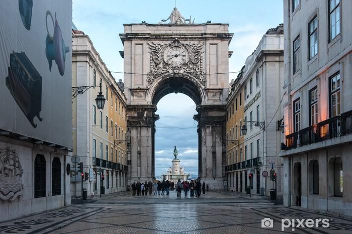 Fototapeta winylowa Lisbona, Città 3 - Wakacje