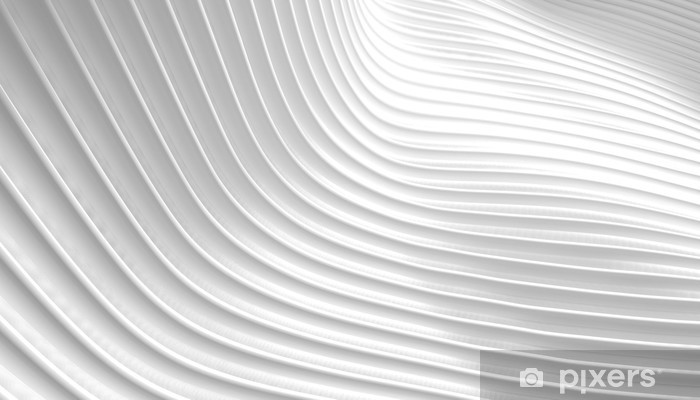 line Background Vinyl Wall Mural - Backgrounds
