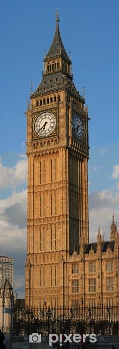 Fototapeta winylowa Big Ben - Tematy