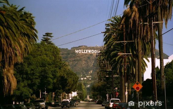 la hollywood Pixerstick Sticker - Themes