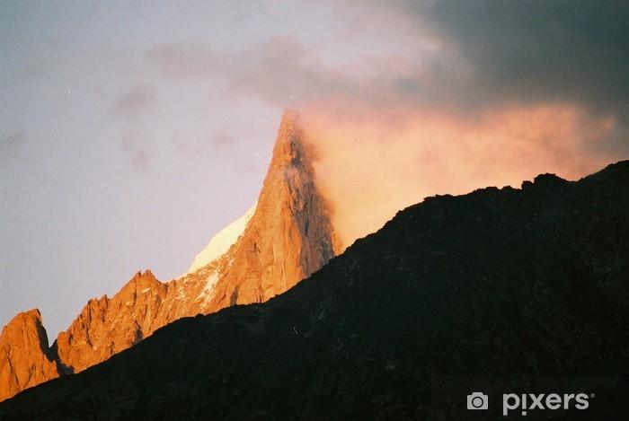 Naklejka Pixerstick Dru - Góry