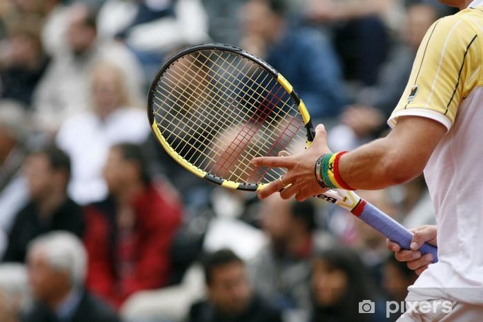 tennis Pixerstick Sticker - Themes
