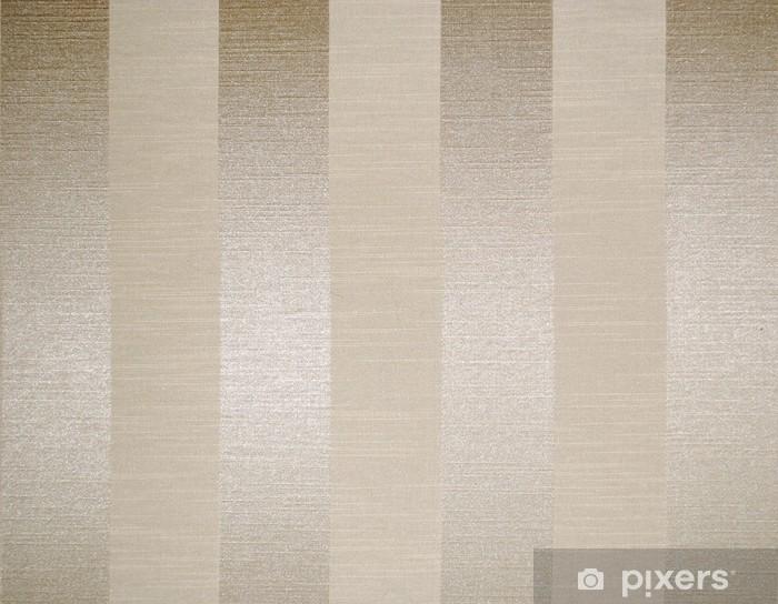 Fototapeta winylowa Taupe pionowy pasek tkaniny tle - Tematy