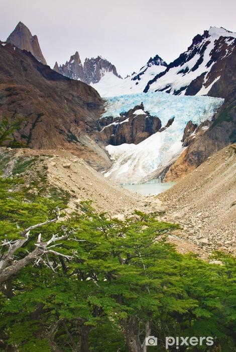 Fototapeta winylowa Góra Fitz Roy, Los Glaciares NP, Argentyna - Natura i dzicz